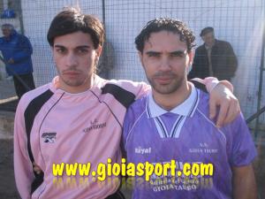 I fratelli Giovanni e Alfonso Barilà