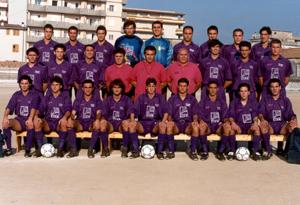 A.C. Gioiese - C.N.D. 1994/95