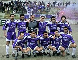 Eccellenza 2002/03 Palmese - C.R. Gioiese