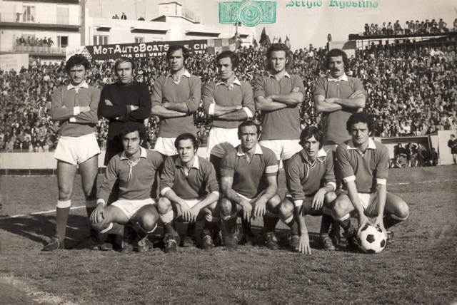 Messina - Gioiese 0-1 Serie D 1973/74
