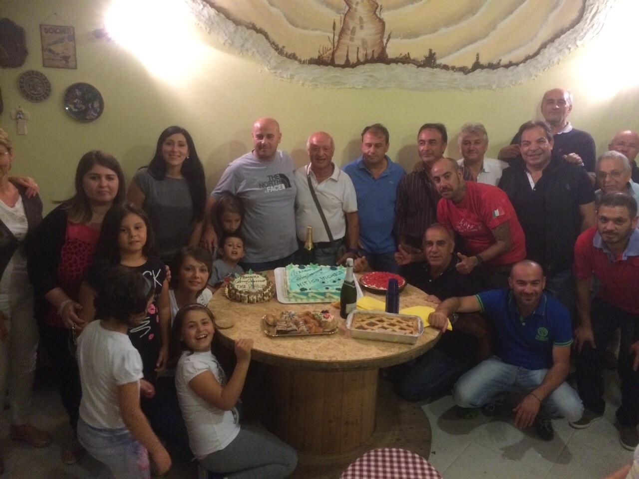 SudTrek festeggia Michele Silvestro