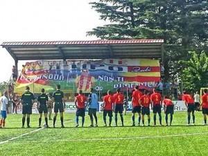 Lo stadio Morreale-Proto di Cittanova. foto facebook.com/cittanovese.calcio