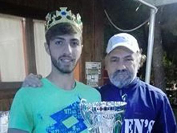 Tennis: Bis di Rotondo al Queen's di Castrovillari