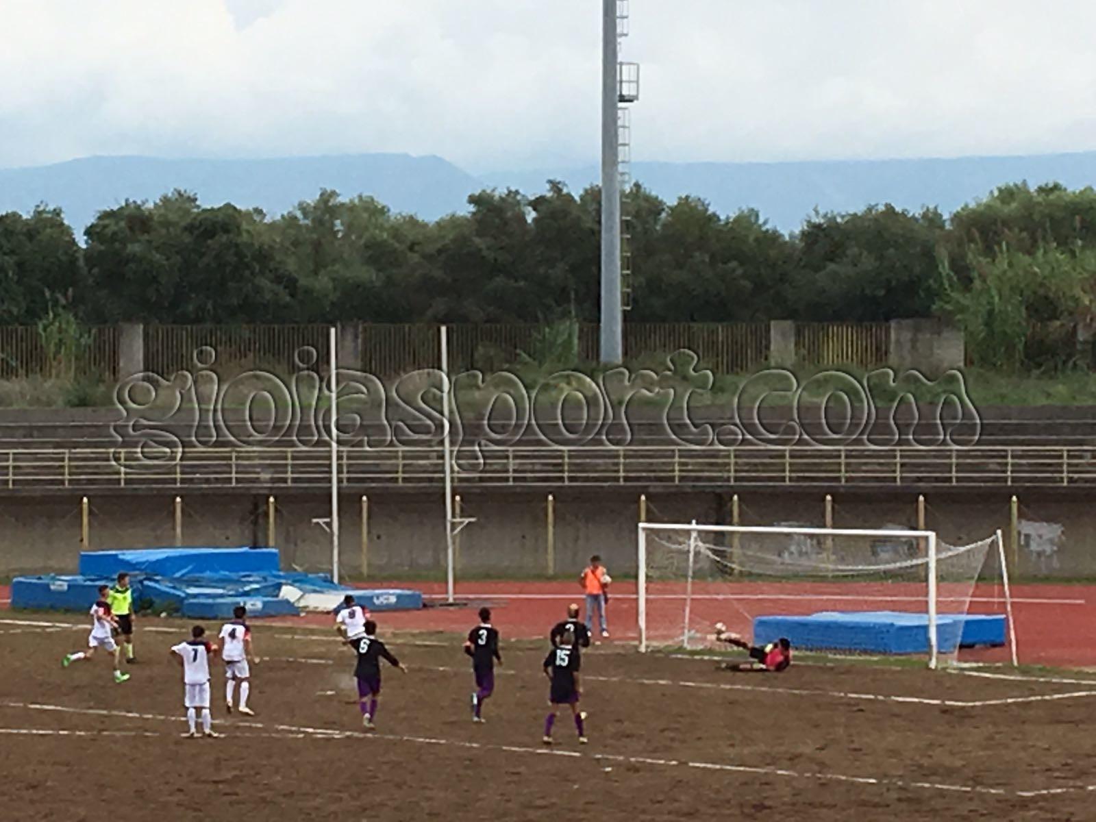 Rassegna stampa Gazzetta del Sud: «Flop Gioiese, il Soriano a punteggio pieno»