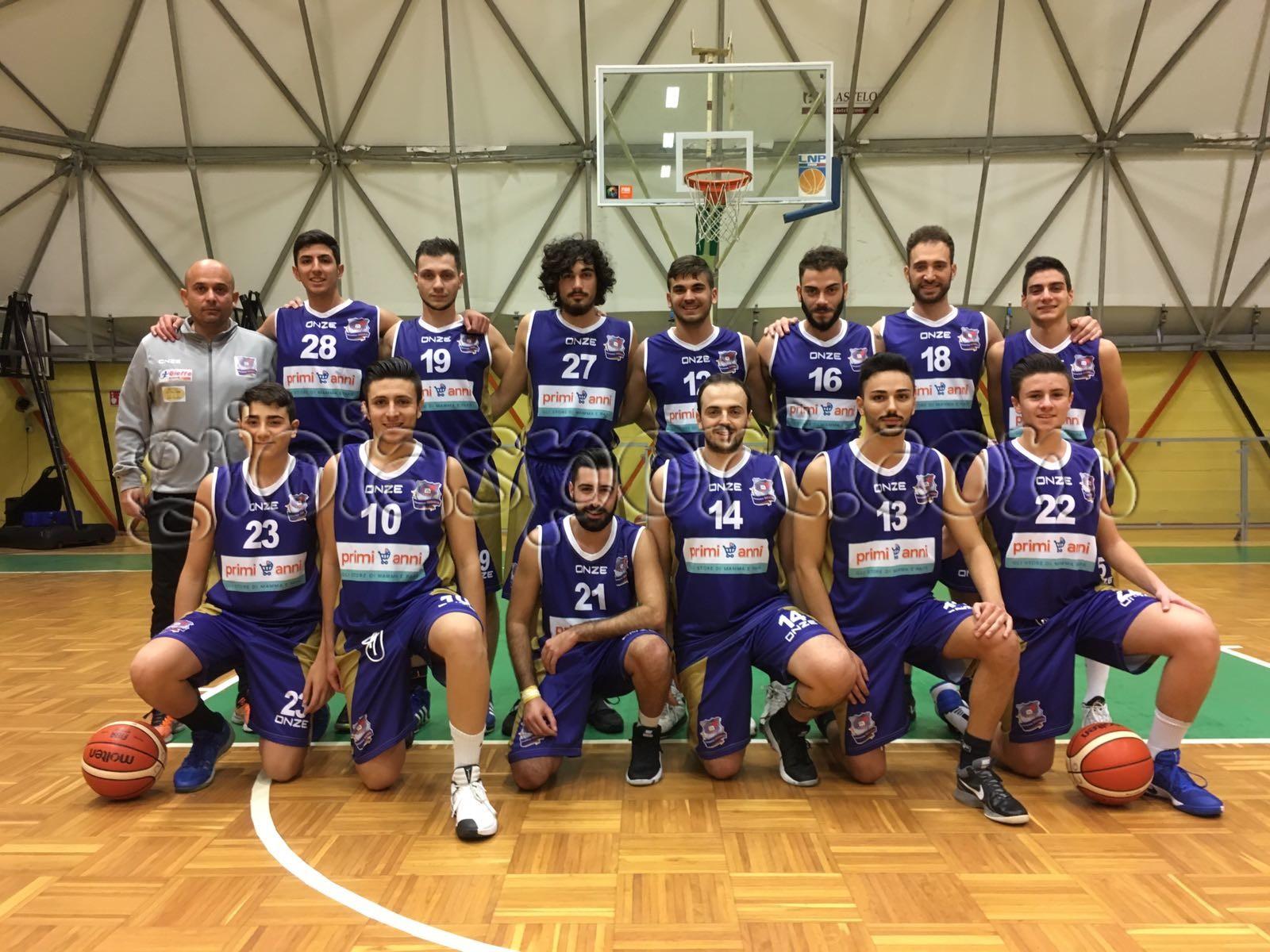 Basket: Finale amaro per la Cestistica sconfitta da Castrovillari
