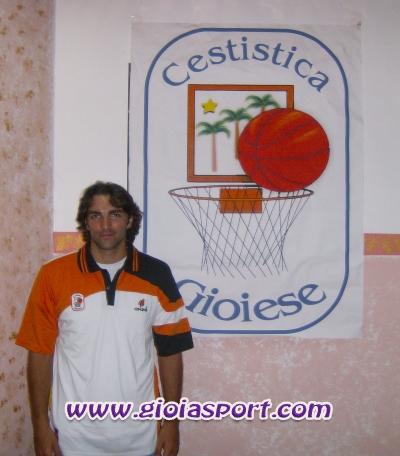Leo Ricci, autore di 22 punti