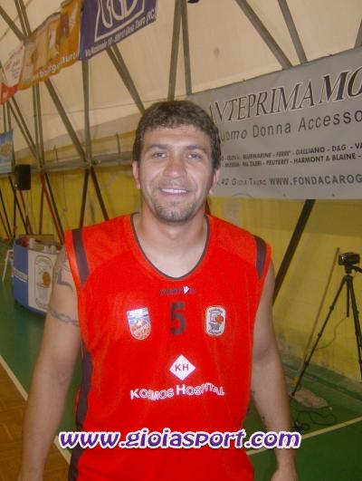 lasso argentino Emiliano Gramajo
