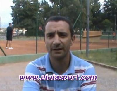 Santo Bagalà, responsabile stampa Circolo del Tennis Gioia 74